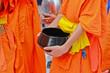 Buddhist monk's alms-bowl