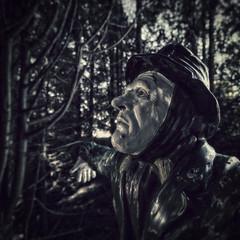 scarecrow figure