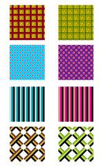 Set of pattern