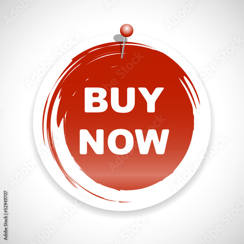 buy new button icon red
