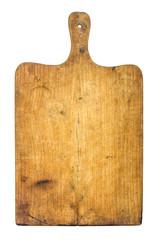 Altes rustikales Küchenbrett aus Holz