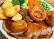 Roast Pork Sunday Dinner - 52951185