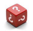 Question Dice - 52952165