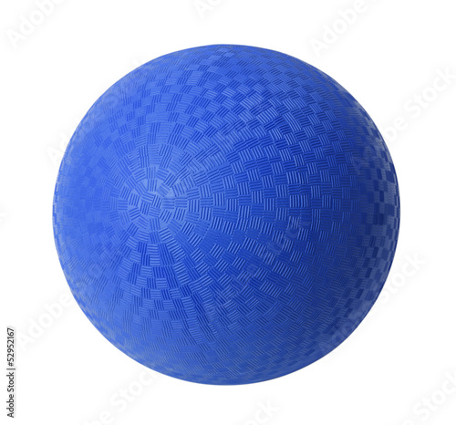 Blue Dodge Ball - 52952167