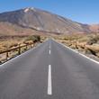 Road in Tenerife