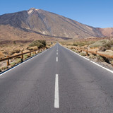 Road in Tenerife