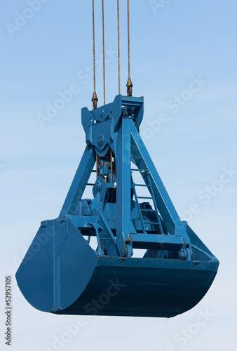 Shovel crane