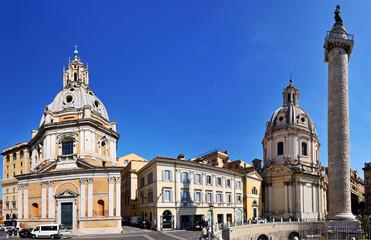 Colonna Traiana, Roma