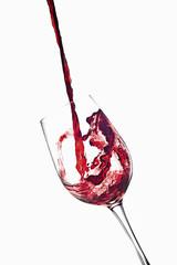 wine pour, long