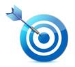 target and dart illustration design