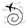 Around plane