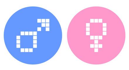 Pixel sex