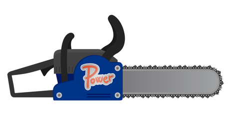 Power chainsaw