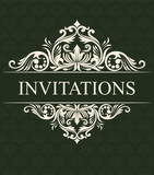 Invitations Ornament