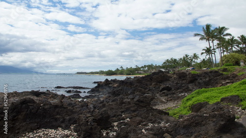 Lava Coast Hawaii Time lapse