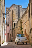 Alleyway. Presicce. Puglia. Italy. - 52969728