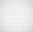 Vector hexagons seamless white background