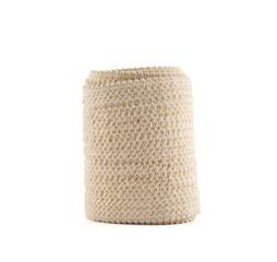 Elastic ACE compression bandage warp