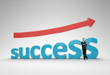 success word and men