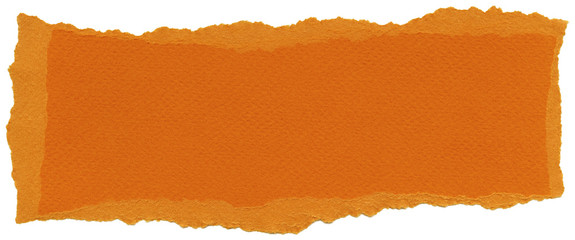 Isolated Fiber Paper Texture - Orange XXXXL