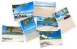 photos souvenirs des Seychelles