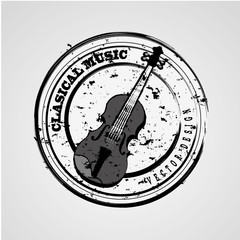 classical music seal