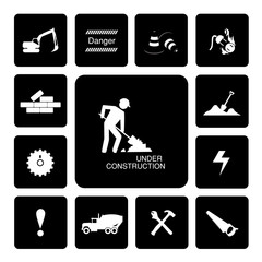 icons for construction