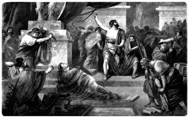 Ancient Rome - Julius Cesar : Murdered
