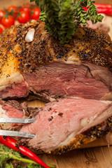 Cooked Beef Roast