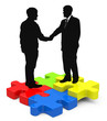 Das Business-Konzept