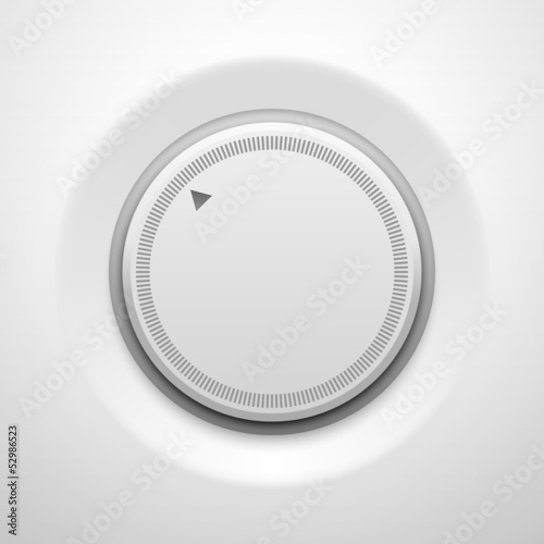 White Technology White Volume Button