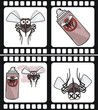 danger of mosquitoes - STOP mosquito - movie