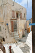 The old town of Syros island in Greece