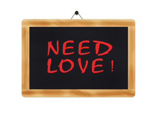 Need love-sign