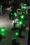 Laser optical system poster