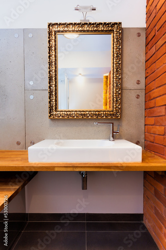 Luxury mirror