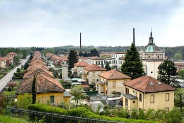 Crespi D'Adda - Village (Unesco)