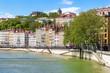 Lyon view, France