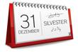 Kalender 2013 Silvester Neujahr Anfang 2014 Jahresende