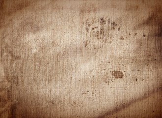 old canvas dirty coffee texture background