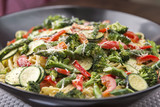 Bowl of Pasta Primavera