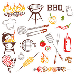 BBQ, Barbecue, Grillen, Grillparty