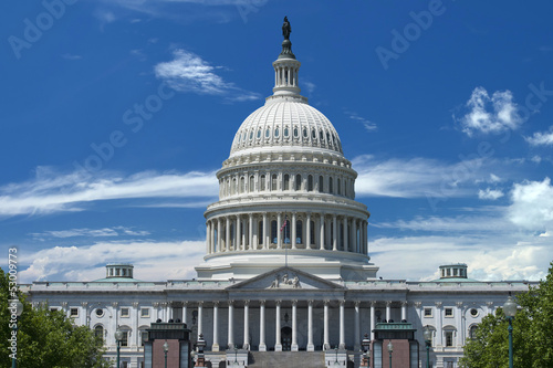 United States Capitol in Washington