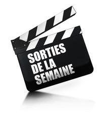 CLAP-SORTIES DE LA SEMAINE