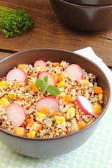 Quinoa salad, ensalada de quinoa