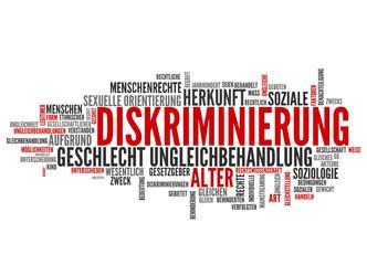 Diskriminierung (Benachteiligung, Ungleichbehandlung)