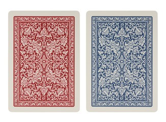 Spielkarte, Muster 2