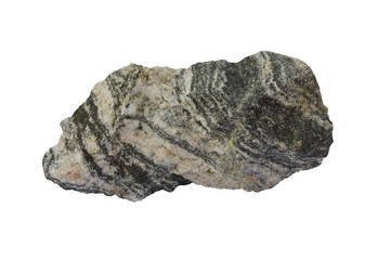 Gray gneiss from Karelia