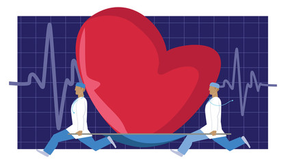 Heart donor