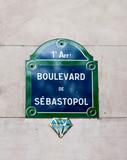boulevard sebastopol poster